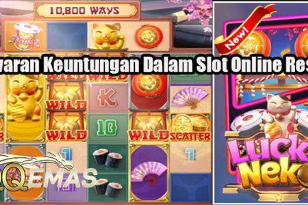 Tawaran Keuntungan Dalam Slot Online Resmi